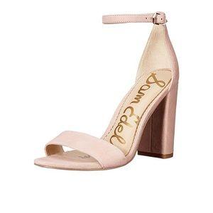 Sam Edelman Classic Nude Heels Size: 8.5